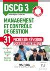 Electronic book DSCG 3 - Management et contrôle de gestion - Fiches de révision