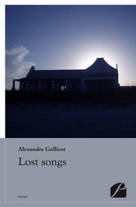 Livre numérique Lost songs