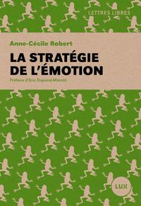 Livre numérique La stratégie de l'émotion