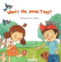 Livre numérique What's the poop Tony ?
