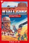 Livre numérique Wyatt Earp Staffel 6 – Western