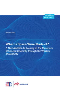 Electronic book What is Space-Time Made of ?
