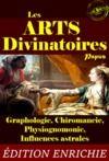E-Book Les Arts Divinatoires : petit résumé pratique de Graphologie, Chiromancie, Physiognomonie & Influences astrales – avec 21 fig. explicatives [nouv. éd. entièrement revue et corrigée].