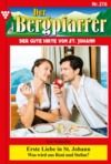 Livre numérique Der Bergpfarrer 276 – Heimatroman