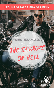 Livro digital The Savages of Hell - L'Intégrale