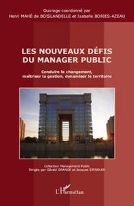 Livre numérique Les nouveaux défis du manager public