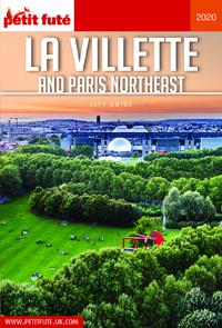 Electronic book LA VILLETTE AND PARIS NORTHEAST 2020 Carnet Petit Futé