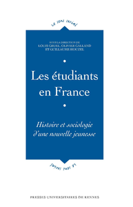 Livre numérique Les étudiants en France