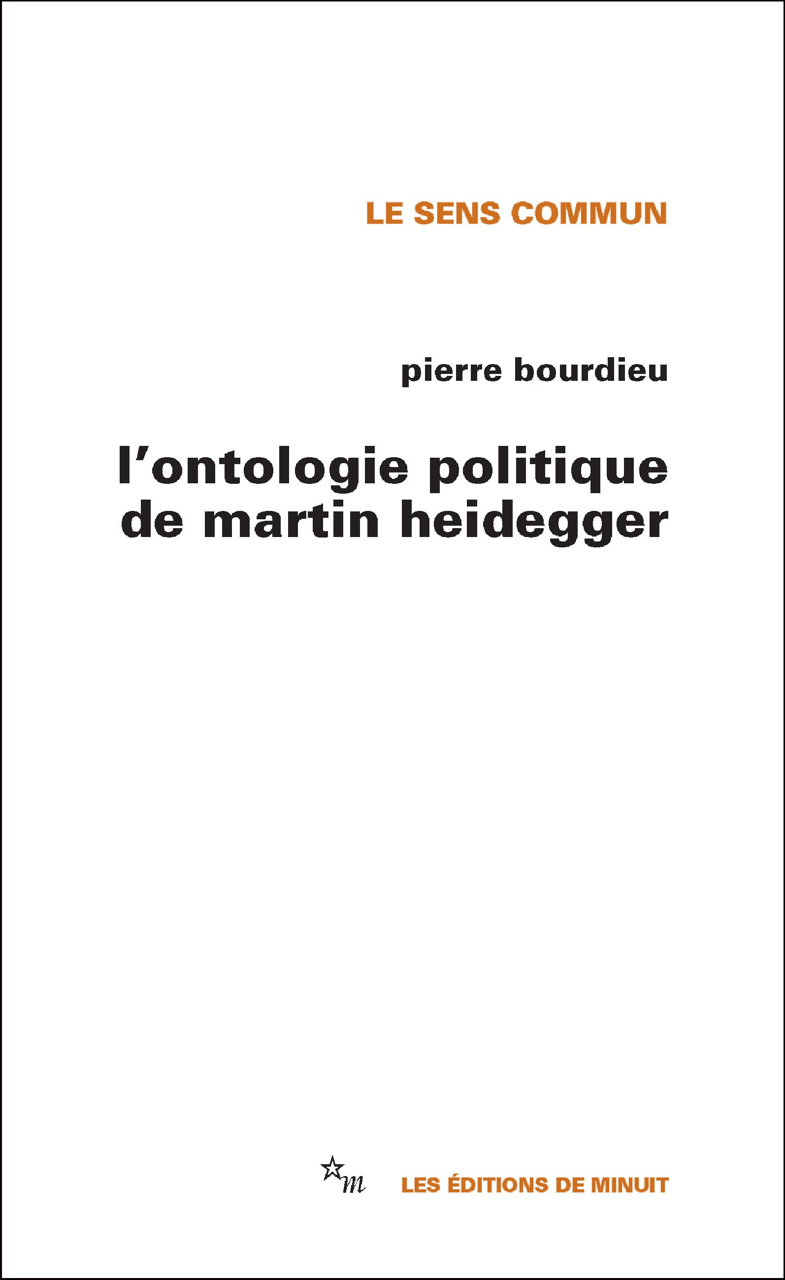 ... Array - ebook l u0027ontologie politique de martin heidegger por pierre  bourdieu rh 7switch com