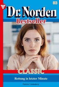 E-Book Dr. Norden Bestseller Classic 83 – Arztroman