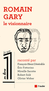 Electronic book Romain Gary, le visionnaire