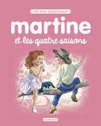 Electronic book Ma mini bibliothèque Martine - Martine et les quatre saisons