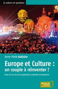 Livre numérique Europe et Culture : un couple à réinventer ?