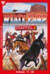 Livre numérique Wyatt Earp Staffel 8 – Western