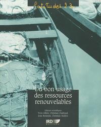 Livre numérique Du bon usage des ressources renouvelables