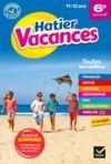 E-Book Cahier de vacances de la 6e vers la 5e - 2020