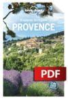 Electronic book Provence - Explorer la région