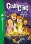 Livre numérique Le Club des Cinq NED 18 - Le Club des Cinq et le coffre aux merveilles