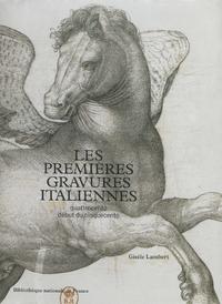 Livre numérique Les premières gravures italiennes