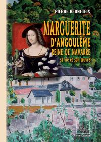 Livre numérique Marguerite d'Angoulême reine de Navarre
