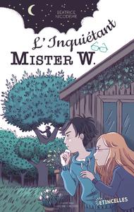 Livre numérique L'Inquiétant Mister W.