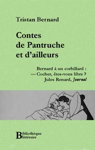 Livre numérique Contes de Pantruche et d'ailleurs