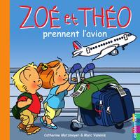 Livre numérique Zoé et Théo prennent l'avion (T30)
