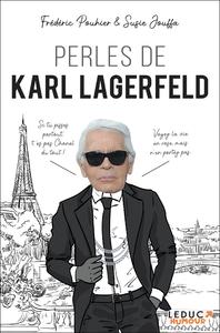 Livre numérique Perles de Karl Lagerfeld