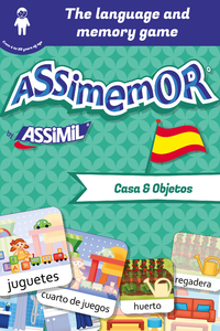 Electronic book Assimemor – My First Spanish Words: Casa y Objetos