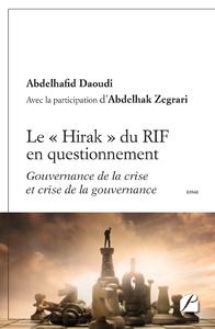 Livre numérique Le «Hirak» du RIF en questionnement