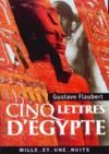 Livre numérique Cinq lettres d'Égypte