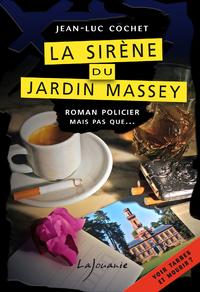 Livre numérique La sirène du jardin Massey