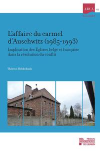 Electronic book L'affaire du carmel d'Auschwitz (1985-1993)
