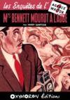 Livre numérique Mrs Bennett mourut à l'aube
