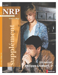 Livro digital NRP Supplément Collège - Un secret, Philippe Grimbert - Mai/Juin 2019