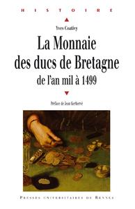 Livre numérique La monnaie des ducs de Bretagne