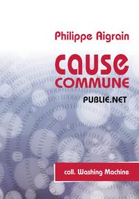 Livre numérique Cause commune
