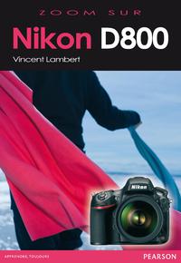 Livre numérique Nikon D800