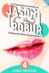 Livre numérique Jason et Robur #4 - Touch me !