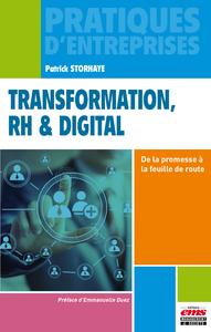 Livre numérique Transformation, RH & digital