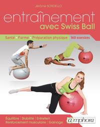 Livre numérique Entrainement avec Swiss Ball