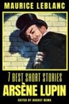 Livro digital 7 best short stories - Arsène Lupin