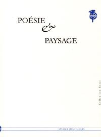 Livro digital Poésie et paysage