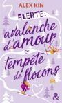 Libro electrónico Alerte : avalanche d'amour et tempête de flocons