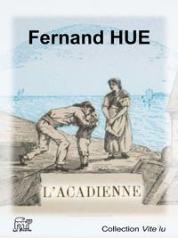 Livre numérique L'Acadienne