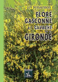 Livre numérique Flore gasconne et gavache de la Gironde