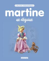 Electronic book Ma mini bibliothèque Martine - Martine se déguise
