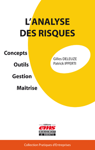 Electronic book L'analyse des risques
