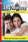 E-Book Familie Dr. Norden 725 – Arztroman