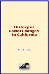 Electronic book History of Social Changes in California